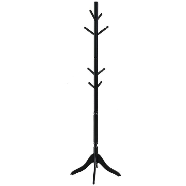 Straight Coat Rack by TTP Furnish