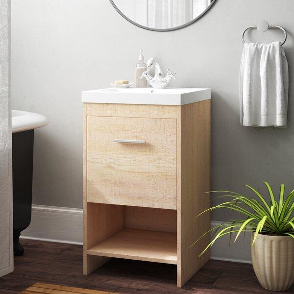 Guerra 18 Single Bathroom Vanity Set
