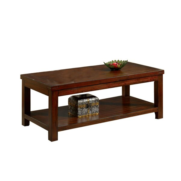 Greg Coffee Table With Storage By Red Barrel Studio