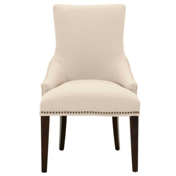 Mcgowan Wooden Upholstered Dining Chair by Canora Grey