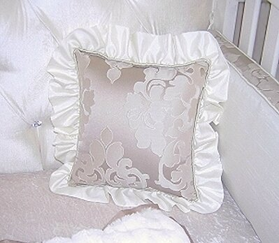 Palomino Throw Pillow by Blueberrie Kids