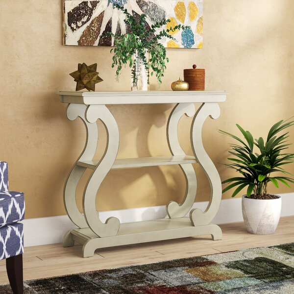 Review Cataleya Console Table
