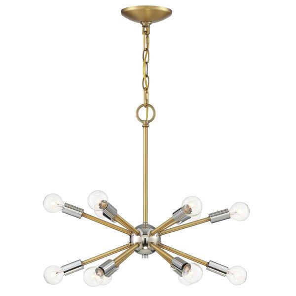 Dabrowski 12 - Light Sputnik Sphere Chandelier by George Oliver George Oliver
