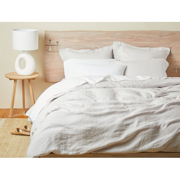 Relaxed Single Reversible Duvet Cover
