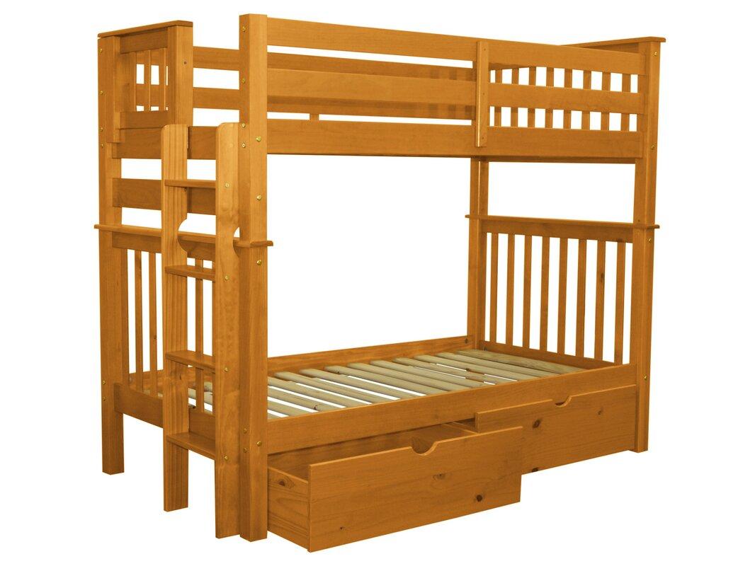 Bedz King Tall Bunk Bed