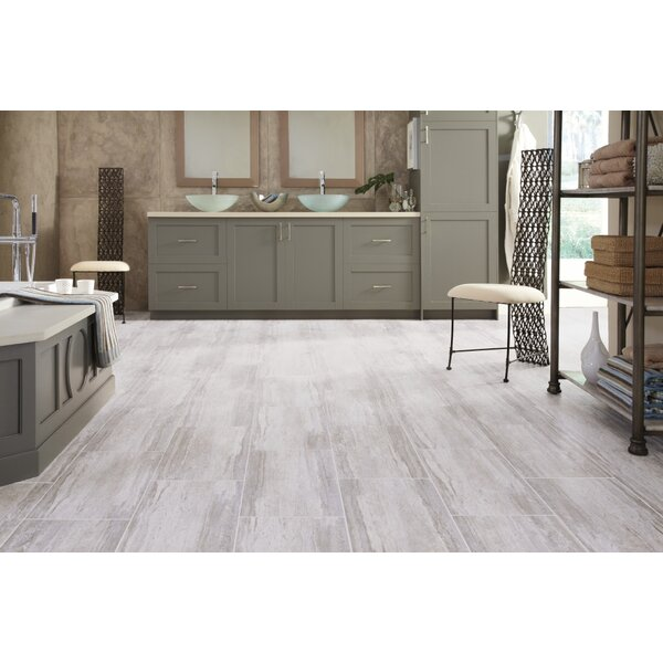 Adura Max Cascade 12 x 24 x 8mm WPC Luxury Vinyl Tile in Sea Mist by Mannington