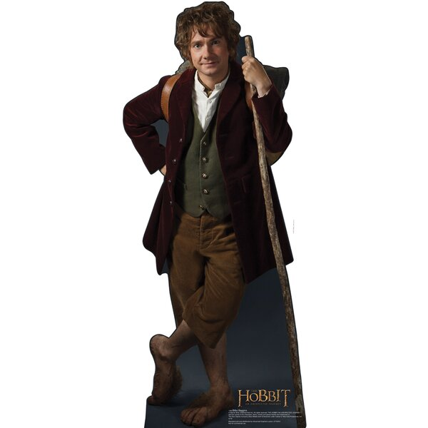 Bilbo baggins - the Hobbit Cardboard Standup by Advanced Graphics