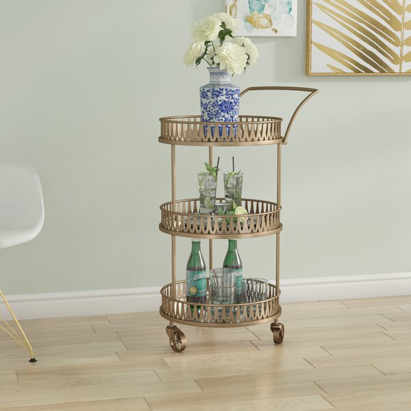 Darcey Bar Cart by Willa Arlo Interiors