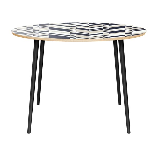 Merideth Dining Table by Wrought Studio