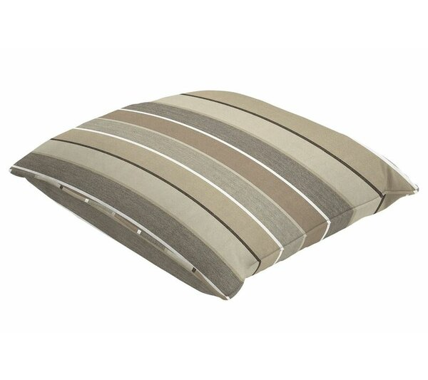 Sunbrella Single Piped Throw Pillow by Eddie Bauer