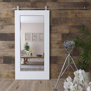 Superieur Jakeman Barn Door Full Length Mirror
