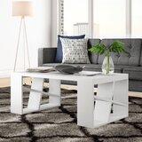 Yareli Modern Coffee Table by Wrought Studio™