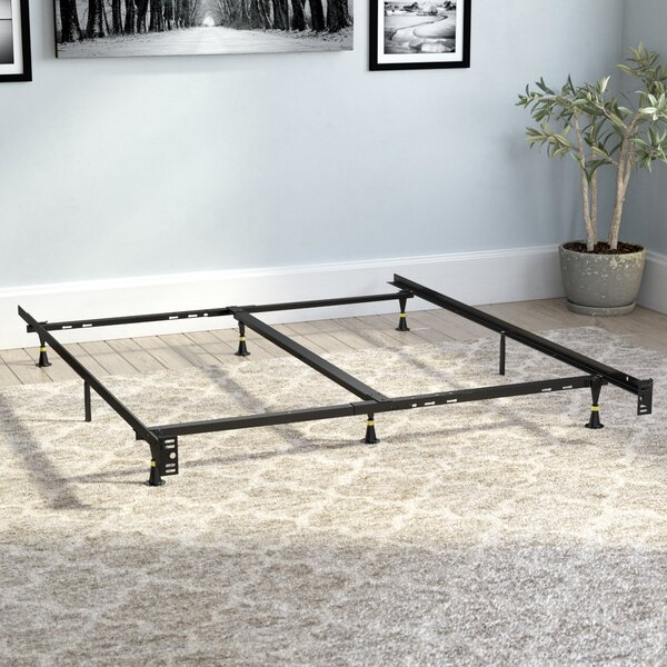 Universal Low Profile Bed Frame by Symple Stuff