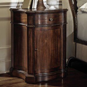 Clevinger 1 Drawer Nightstand by Astoria Grand
