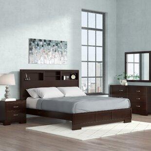 Voigt Panel 4 Piece Bedroom Set ByBrayden Studio