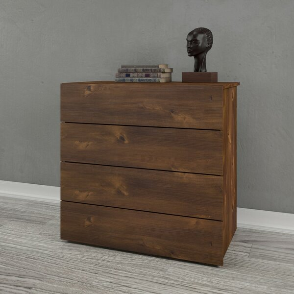Mcculley 4 Drawer Chest by Trent Austin Design