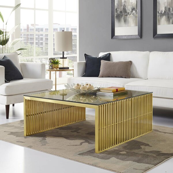 Gunnar Coffee Table by Wade Logan