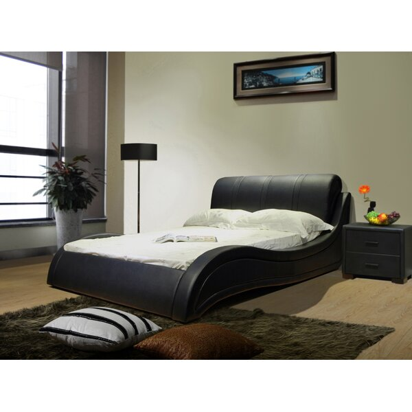 Hasegawa Upholstered Platform Bed By Orren Ellis by Orren Ellis Read Reviews