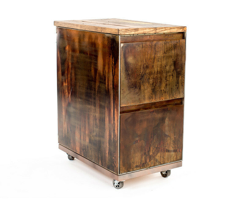- Urban 9-5 2-Drawer Mobile Vintage File Cabinet Wayfair