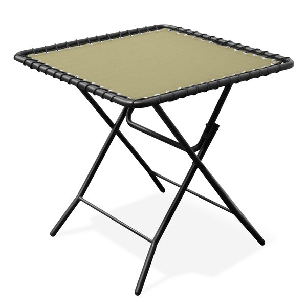 Folding  Plastic/Resin Side Table by Caravan Canopy