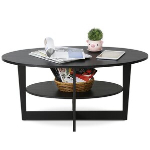 find the best oval coffee tables | wayfair