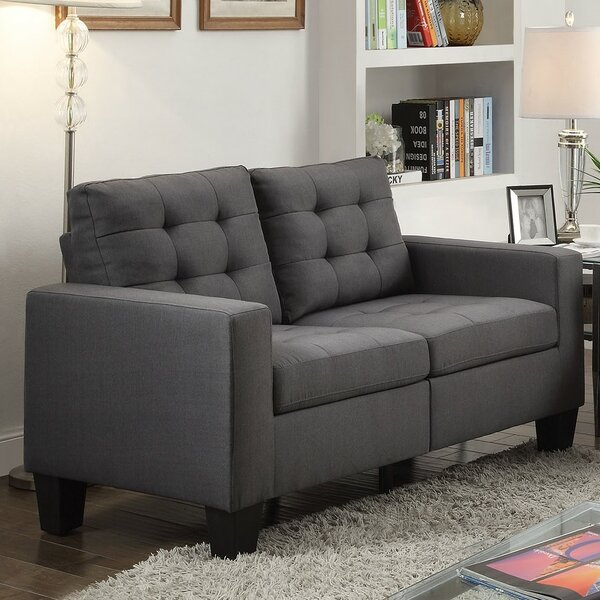 Yunpeng Standard Loveseat by Latitude Run