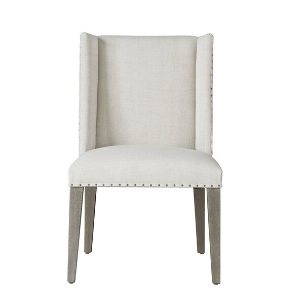 Ferndown Side Upholstered Dining Chair (Set of 2) by Laurel Foundry Modern Farmhouse Laurel Foundry Modern Farmhouse