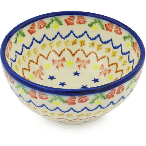 Winter Holidays Rice Bowl by Polmedia