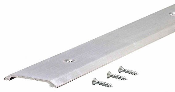 0.25 x 2.5 x 36'' Threshold in Aluminum by M-d Products