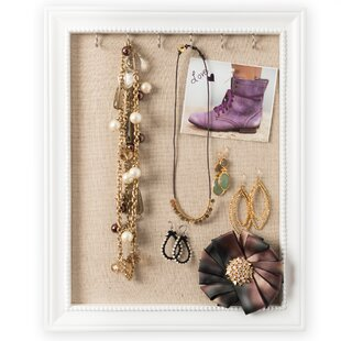 Comparison Large Pinboard Jewelry Stand ByHouse of Hampton