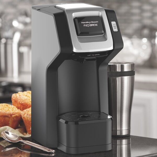 1-Cup FlexBrew® Serve Coffee Maker by Hamilton Beach