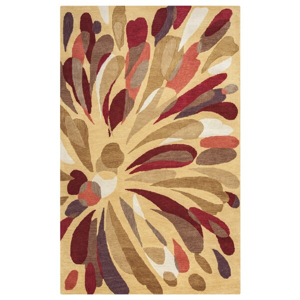 Burgas Hand-Tufted Area Rug by Meridian Rugmakers