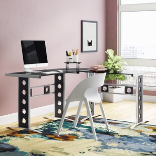 Burch L-Shape Desk
