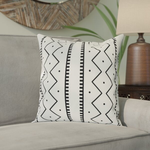 Lassiter Polyester Throw Pillow by Bungalow Rose