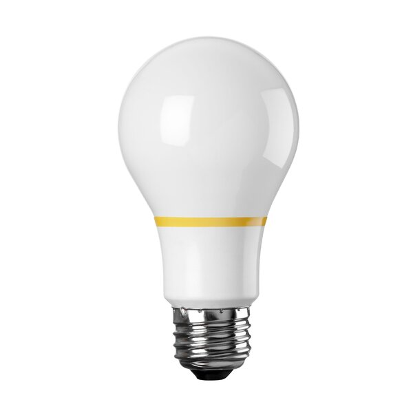 15W E26 Incandescent Standard Light Bulb (Set of 2) by The Finally Light Bulb Company