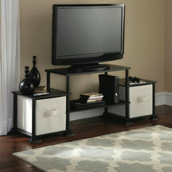 Alshabazz TV Stand For TVs Up To 52