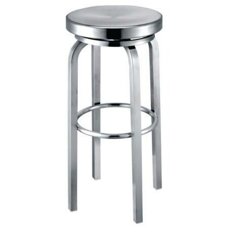 Lucah 26 Swivel Bar Stool by Latitude Run