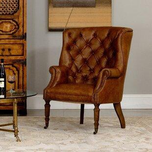 Spann Wingback Chair