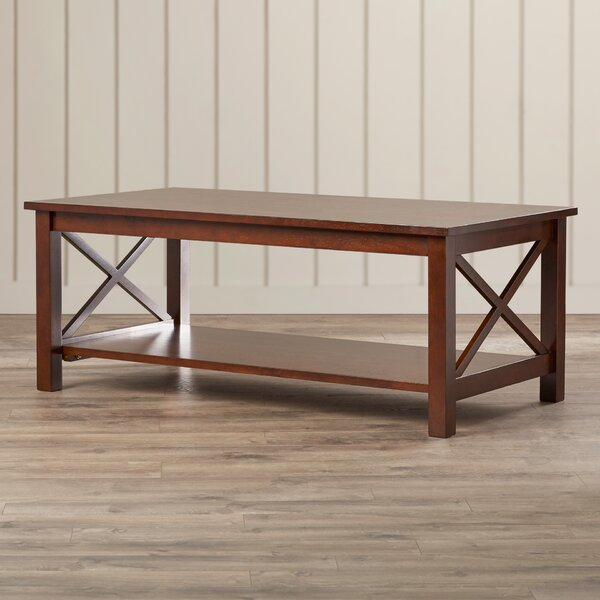 Enfield Coffee Table by Breakwater Bay