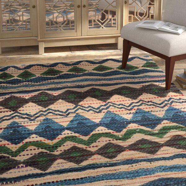 Veropeso Hand-Woven Area Rug by Bungalow Rose