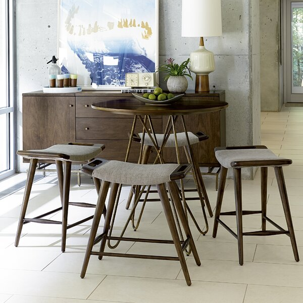Gullickson 5 Piece Bistro Set by Brayden Studio