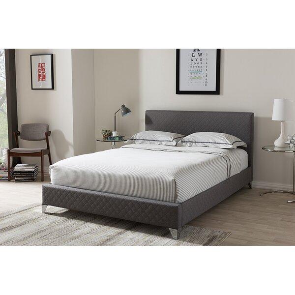 Teter Upholstered Platform Bed by Mercer41