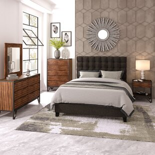 Bourdon Panel Configurable Bedroom Set By Mercury Row