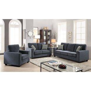 Lueras Configurable Living Room Set