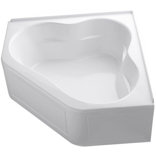 Tercet 60 x 60 Air Bathtub by Kohler