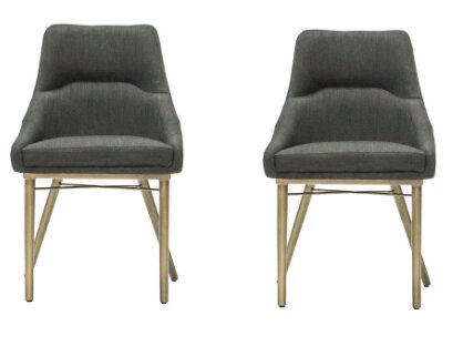 Perkins Side Chair (Set of 2) by Brayden Studio