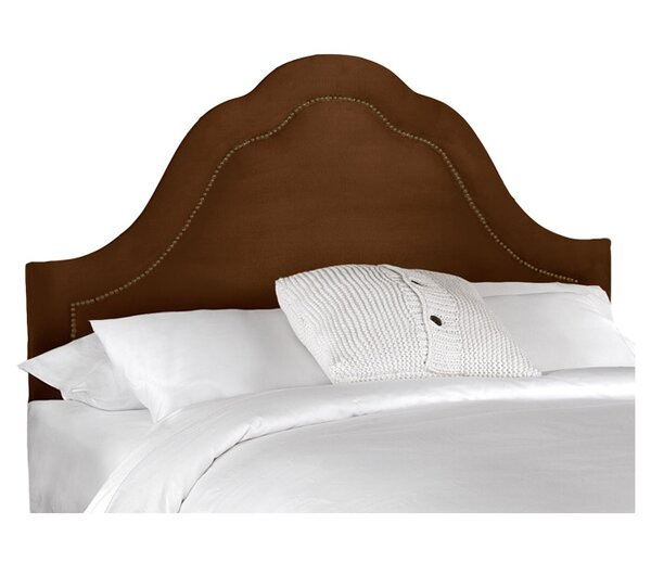 Chaumont Upholstered Panel Headboard by Skyline Furniture