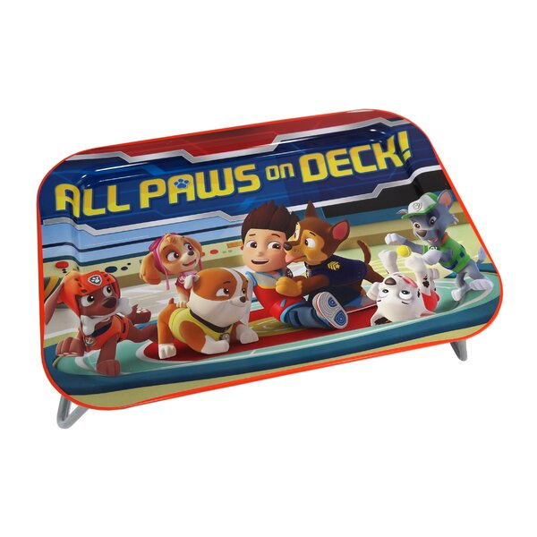 Paw Patrol Kids Snack and Play Tray by Commonwealth