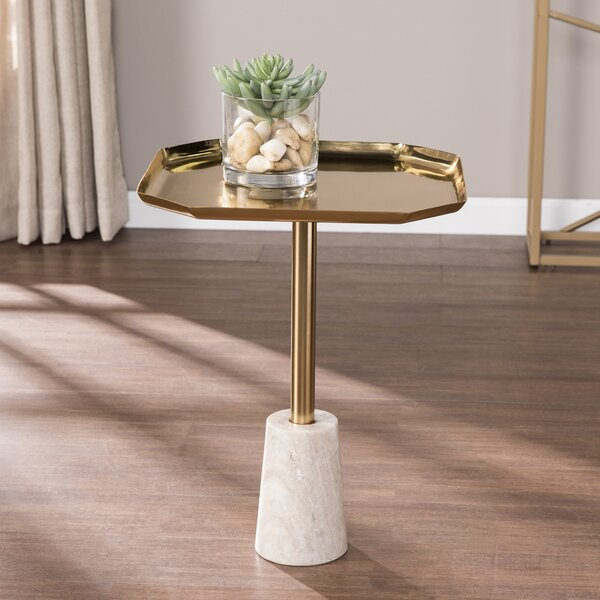 Domingo Tray Table by Everly Quinn