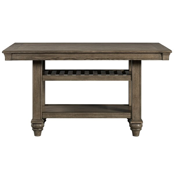 Paola Counter Height Table by Darby Home Co